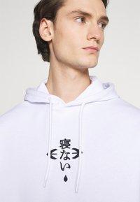 YOURTURN - UNISEX - Sweatshirt - white - 4