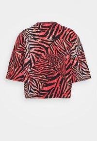 Puma - BOYFRIEND TEE - Print T-shirt - apricot blush - 7