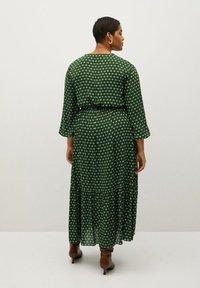 Violeta by Mango - MADRID - Maxi šaty - vert - 2