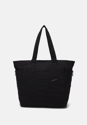 ONE LUXE TOTE - Sports bag - black/black/black
