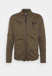 Be Edgy - FORREST - Denim jacket - khaki - 4