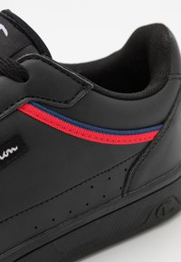 Champion - LOW CUT SHOE NEW COURT - Obuwie treningowe - new black - 5