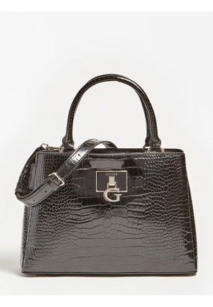 CARABEL TRIPLE - Håndtasker - black