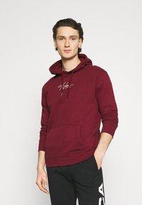 Hollister Co. - Sweatshirt - burgundy - 0