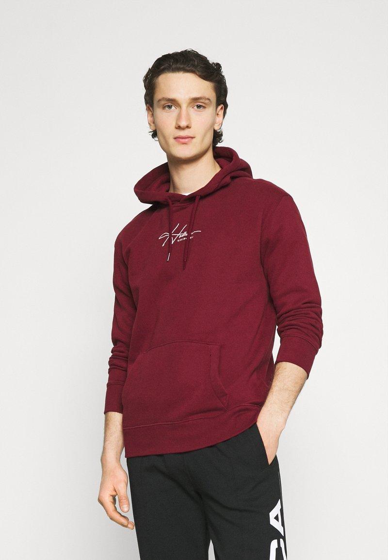 Hollister Co. - Sweatshirt - burgundy