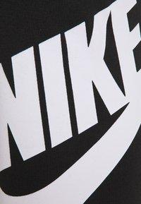 Nike Sportswear - FUTURA  - Legging - black/white - 2