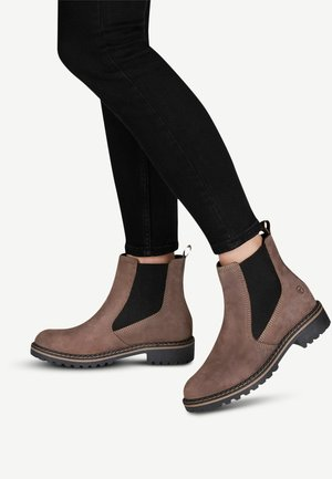CHELSEA - Ankle boots - taupe