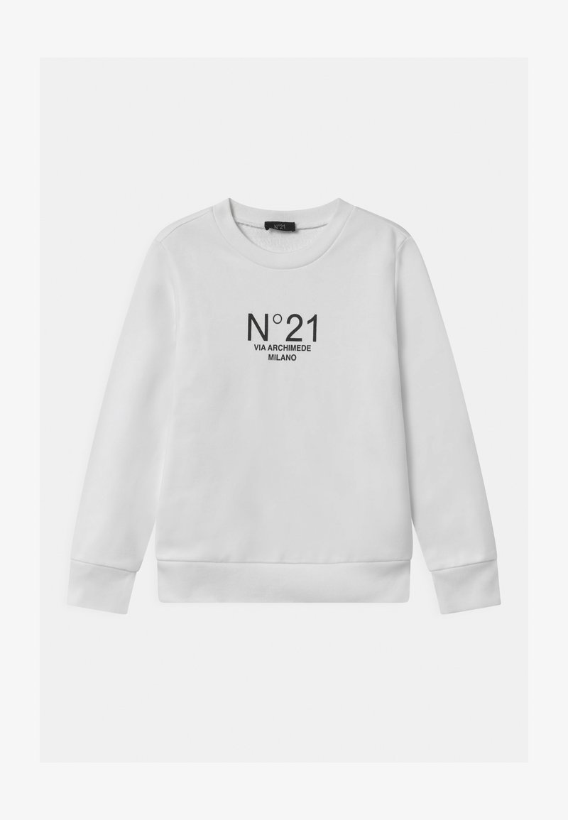 N°21 - UNISEX - Sweatshirt - white