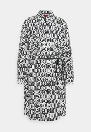 EMISSA - Košilové šaty - black