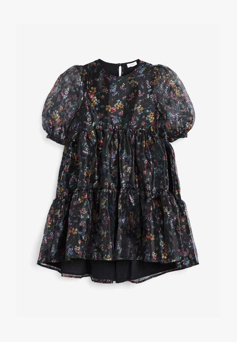 Next - Denní šaty - black