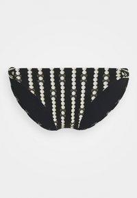 Maryan Mehlhorn - MARYAN CATENA SET - Bikini - black/champagne - 2