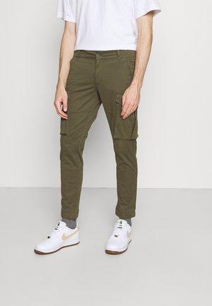 ONSKIM - Cargo trousers - olive night