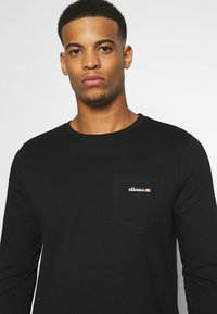 Ellesse - VETIO - Long sleeved top - black - 4