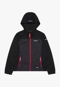 Icepeak - LAMESA  - Soft shell jacket - grey - 0