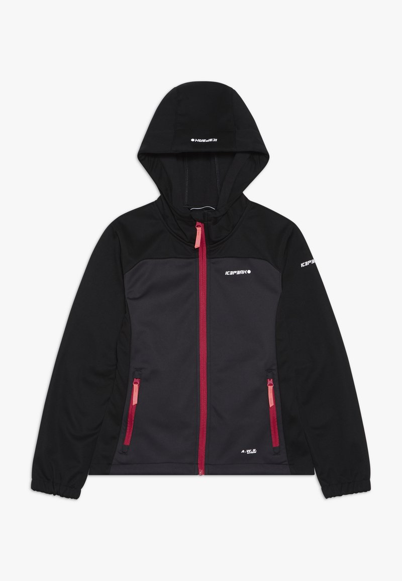 Icepeak - LAMESA  - Soft shell jacket - grey