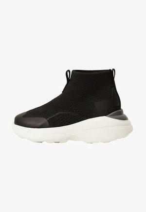 FINN - Korte laarzen - schwarz
