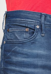Jack & Jones - TIM ORIGINAL  - Jeans slim fit - blue denim - 3