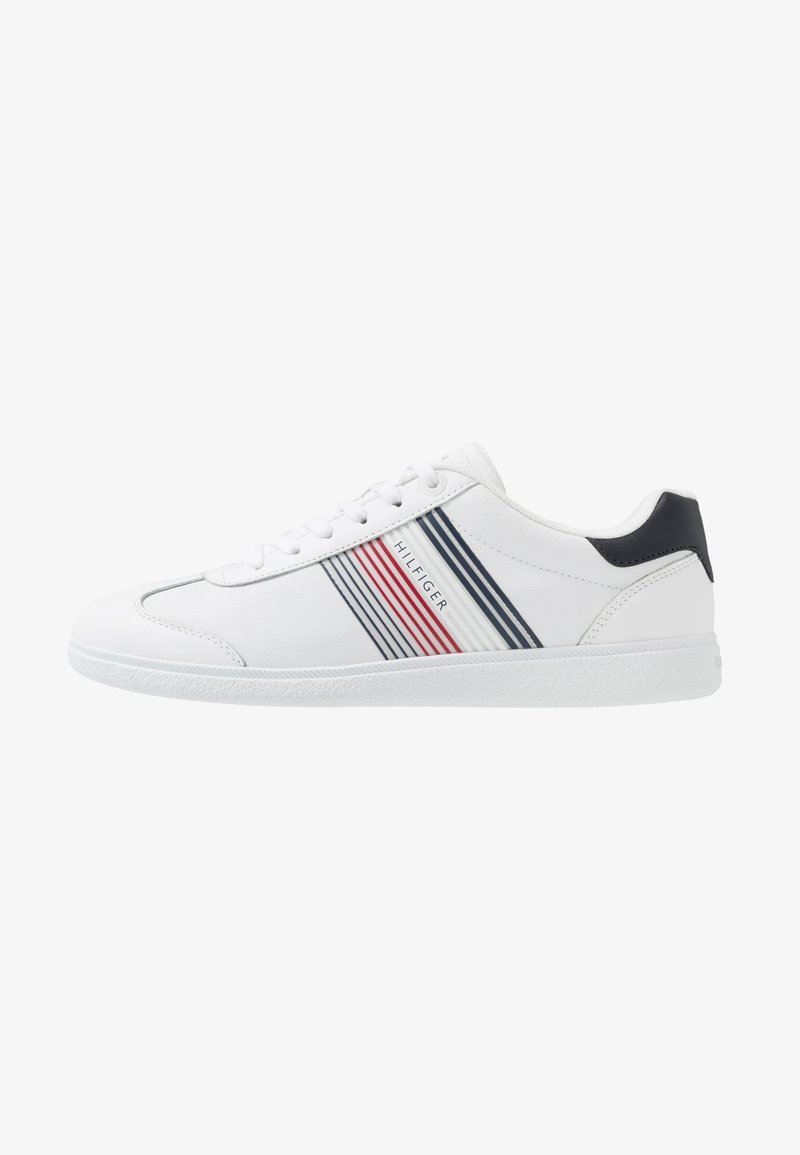 Tommy Hilfiger - ESSENTIAL CORPORATE CUPSOLE - Zapatillas - white