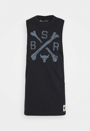 PROJECT ROCK TANK - Top - black