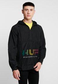 HUF - PRODUCTIONS INC - Windbreaker - black - 0