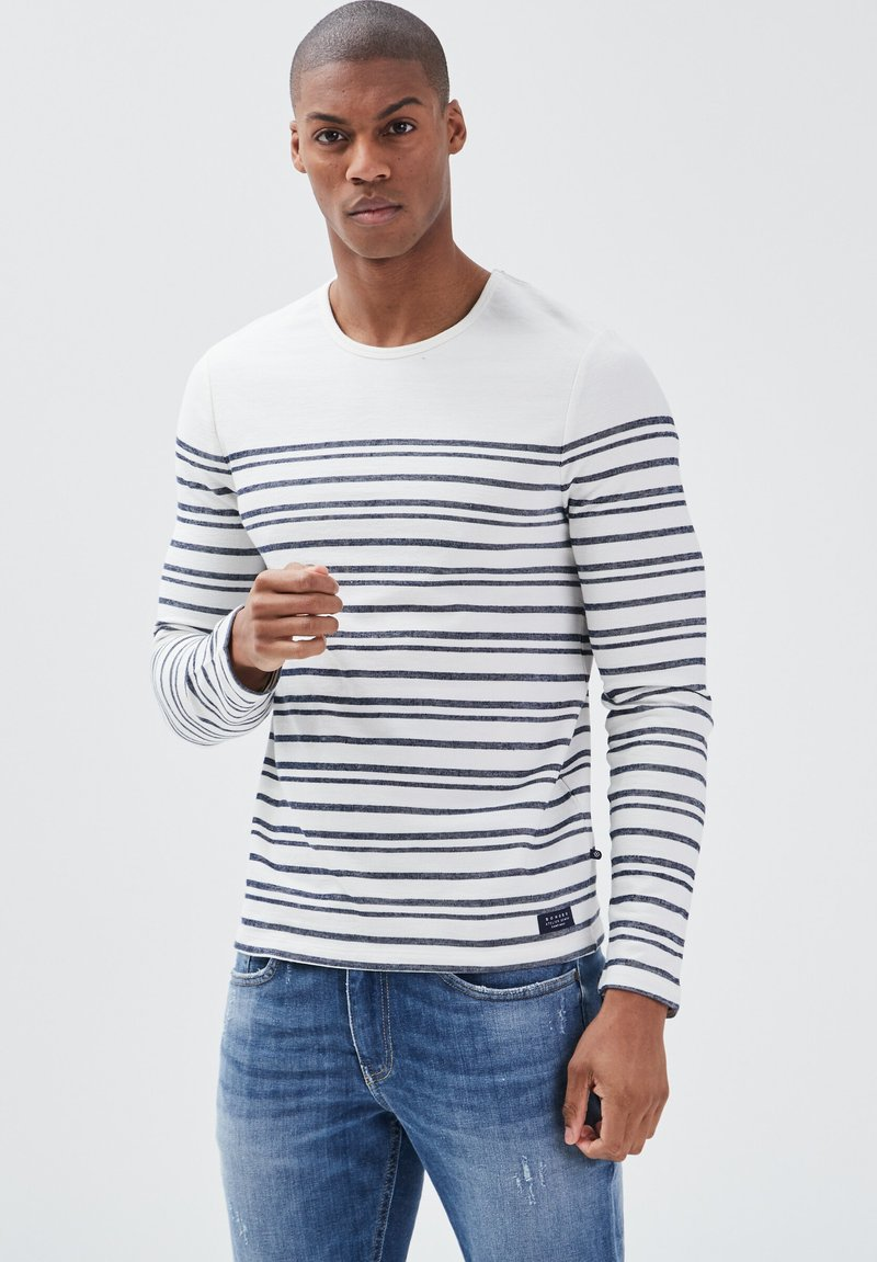 BONOBO Jeans - Long sleeved top - ecru