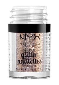 Nyx Professional Makeup - METALLIC GLITTER - Glitter & jewels - 4 goldstone - 1