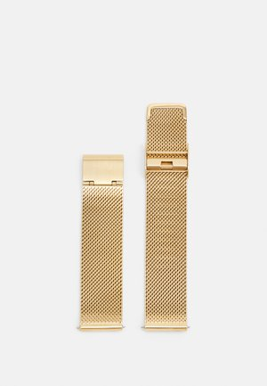 STRAP - Watch accessory - gold-coloured