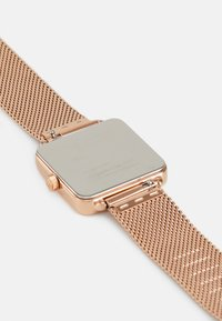 Cluse - LA TETRAGONE - Hodinky - rose gold-coloured/white - 2