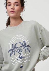 O'Neill - CALI GRAPHIC  - Sweatshirt - desert sage - 2