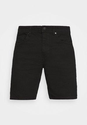 Short en jean - pitch black