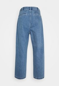 Obey Clothing - FUBAR PLEATED BULL - Relaxed fit jeans - light indigo - 1