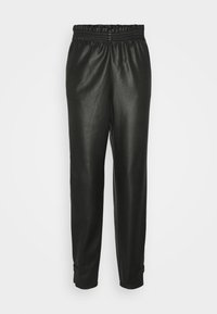 ONLDAVINA PANT - Trousers - black