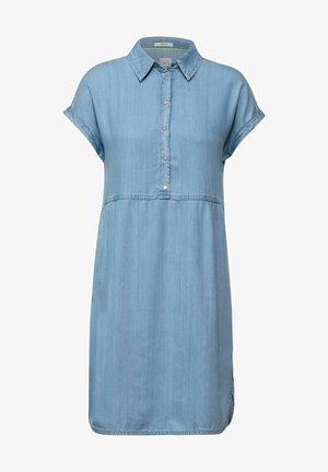 Denim dress - blau