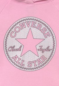 Converse - FAUX SEQUIN HOODIE - Mikina skapucí - pink glaze - 2