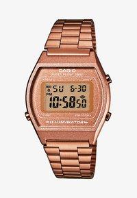 Casio - Digitaluhr - roségold - 0