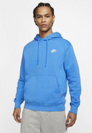 CLUB HOODIE - Sweat à capuche - light blue