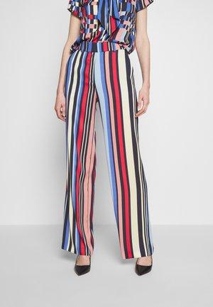 HATESSI - Trousers - multicolor