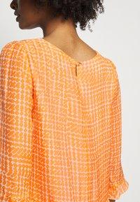 Marc Cain - Day dress - orange - 4