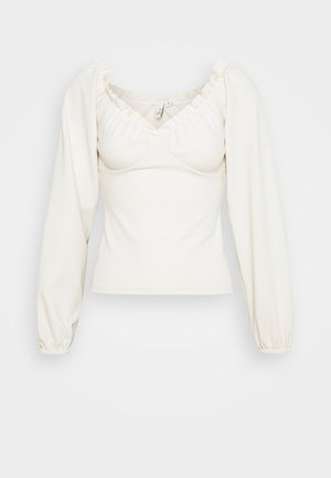 INSPIRE ME - Blouse - off white