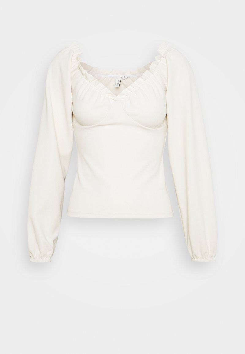 Nly by Nelly - INSPIRE ME - Blusa - off white