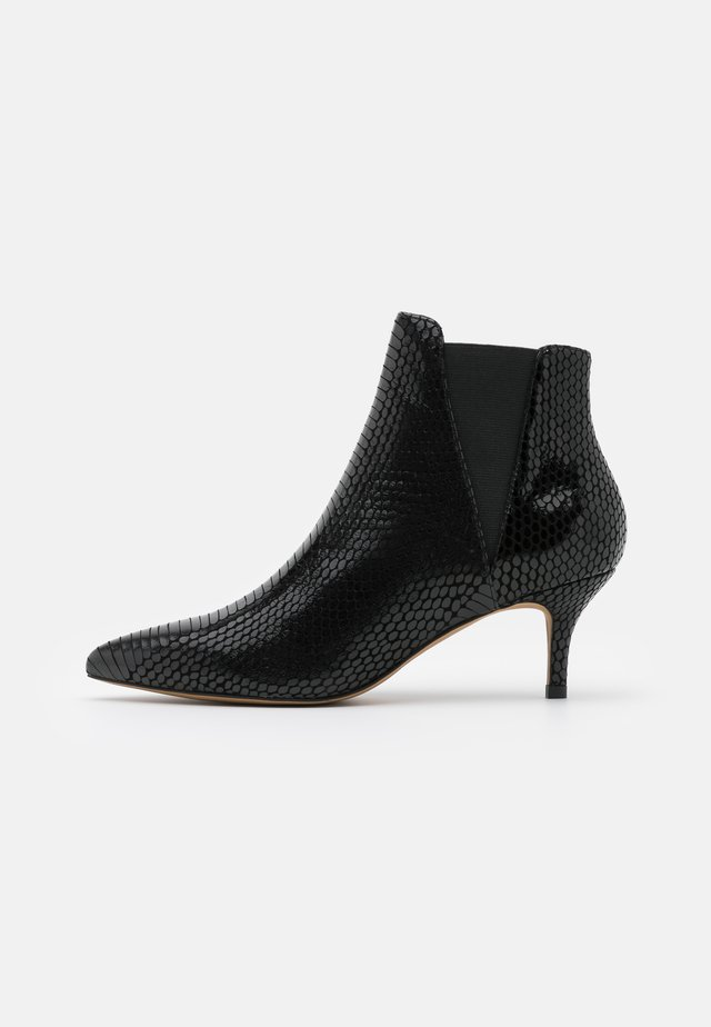 SIENA CHELSEA - Bottines - black