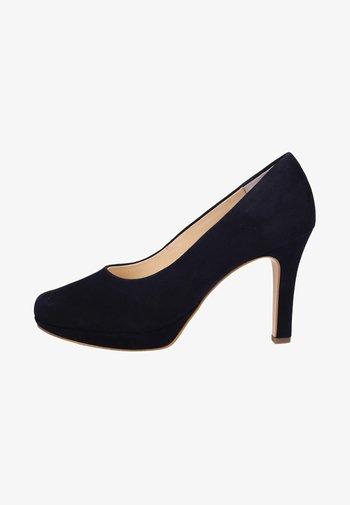 ESCARPINS - High heels - blue