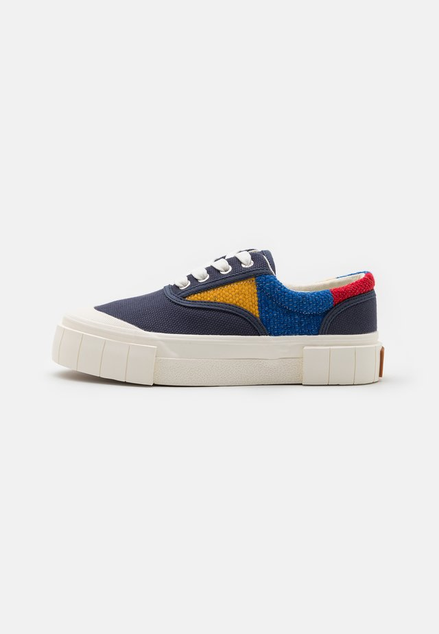 OPAL MOROCCAN UNISEX - Sneakers - navy