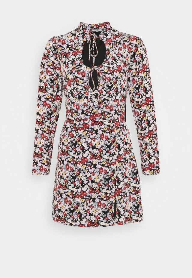PENNIE DRESS - Sukienka letnia - rixy multi