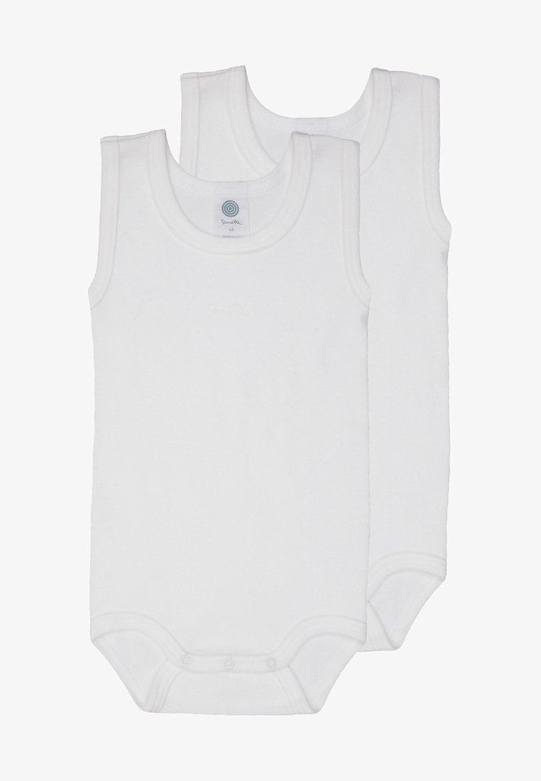 Sanetta - 2 PACK - Body - white