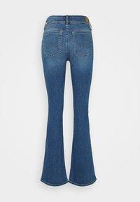 American Eagle - KICK BOOT  - Flared Jeans - super indigo - 1