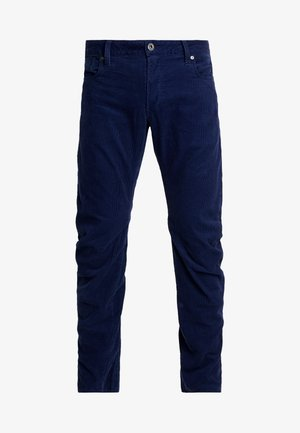 ARC 3D SLIM FIT COLORED - Pantalones - imperial blue