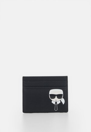 IKONIK CLASSIC CARD HOLDER - Lommebok - black