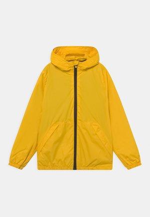 KID RAIN UNISEX - Regnjacka - spectra yellow