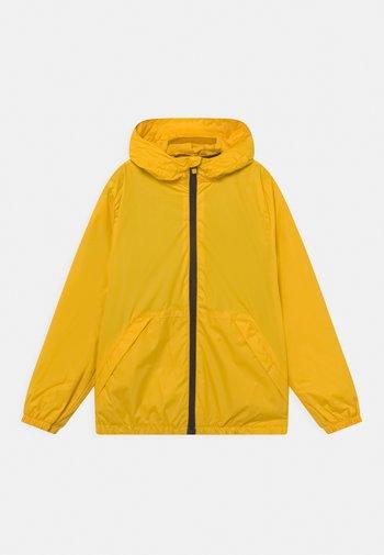 KID RAIN UNISEX - Vodotěsná bunda - spectra yellow